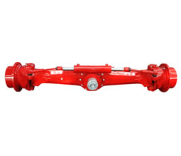 Front Drive Axle